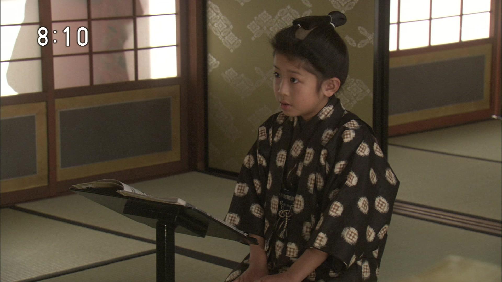 2015-09-28 08:00 連続テレビ小説 あさが来た(1)「小さな許嫁(いいなずけ)」 19800