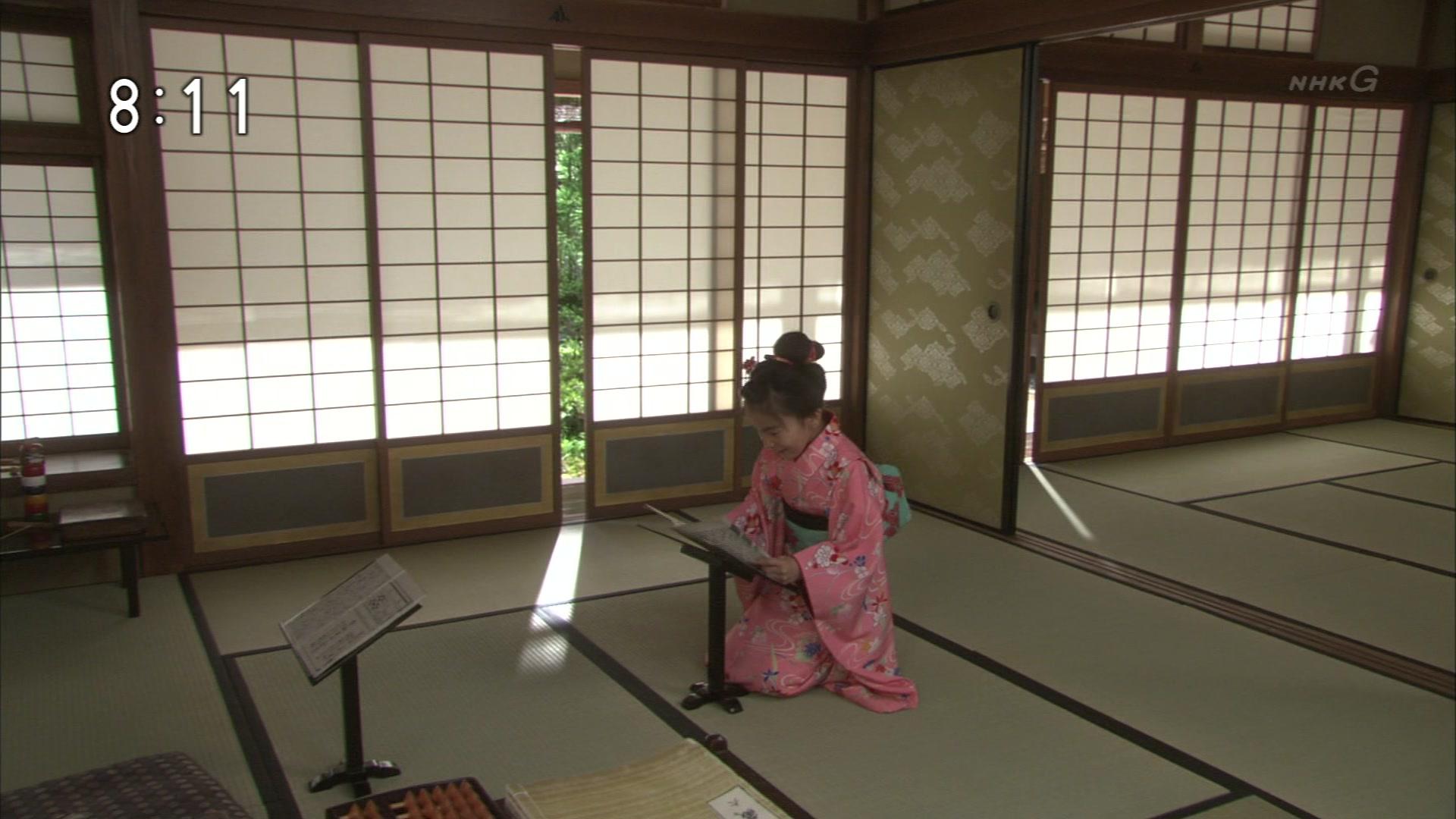 2015-09-28 08:00 連続テレビ小説 あさが来た(1)「小さな許嫁(いいなずけ)」 21202