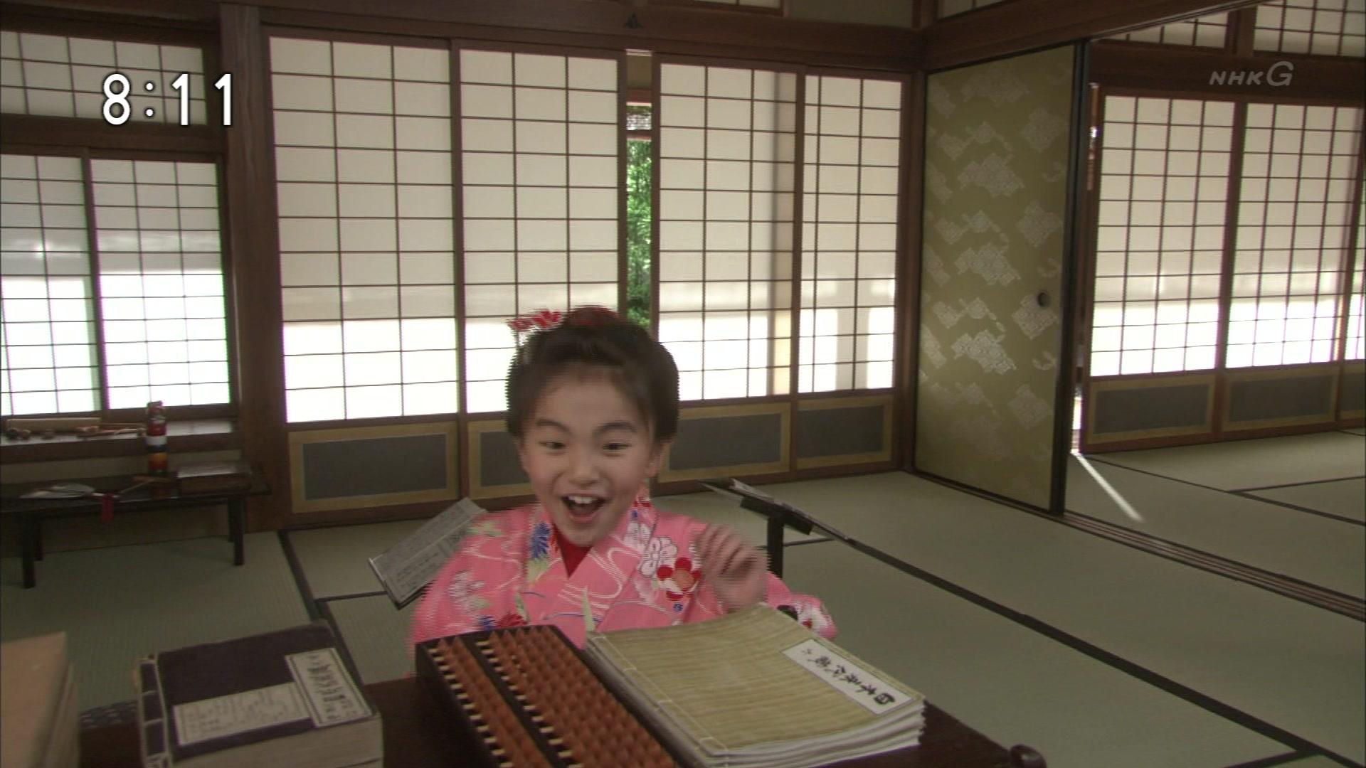 2015-09-28 08:00 連続テレビ小説 あさが来た(1)「小さな許嫁(いいなずけ)」 21532