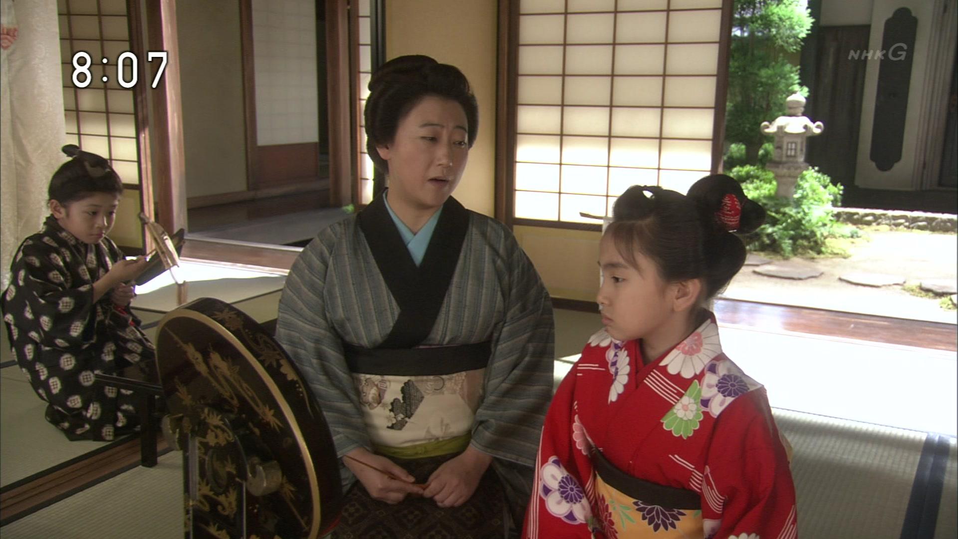 2015-09-28 08:00 連続テレビ小説 あさが来た(1)「小さな許嫁(いいなずけ)」 13704