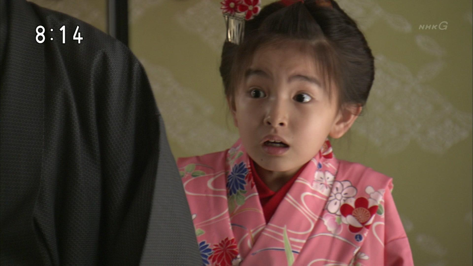 2015-09-28 08:00 連続テレビ小説 あさが来た(1)「小さな許嫁(いいなずけ)」 26076