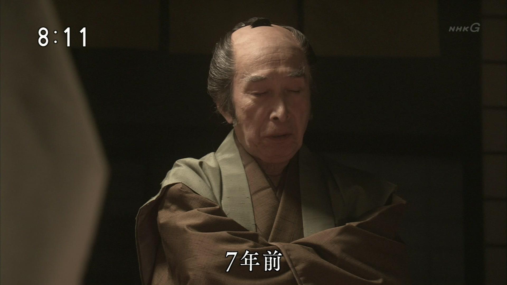 2015-09-29 08:00 連続テレビ小説 あさが来た(2)「小さな許嫁(いいなずけ)」 2164