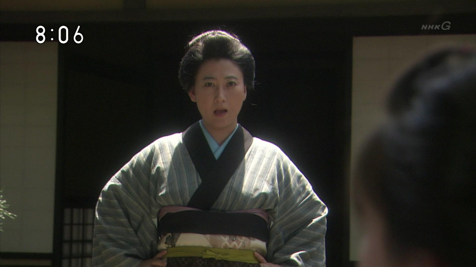 2015-09-28 08:00 連続テレビ小説 あさが来た(1)「小さな許嫁(いいなずけ)」 12240