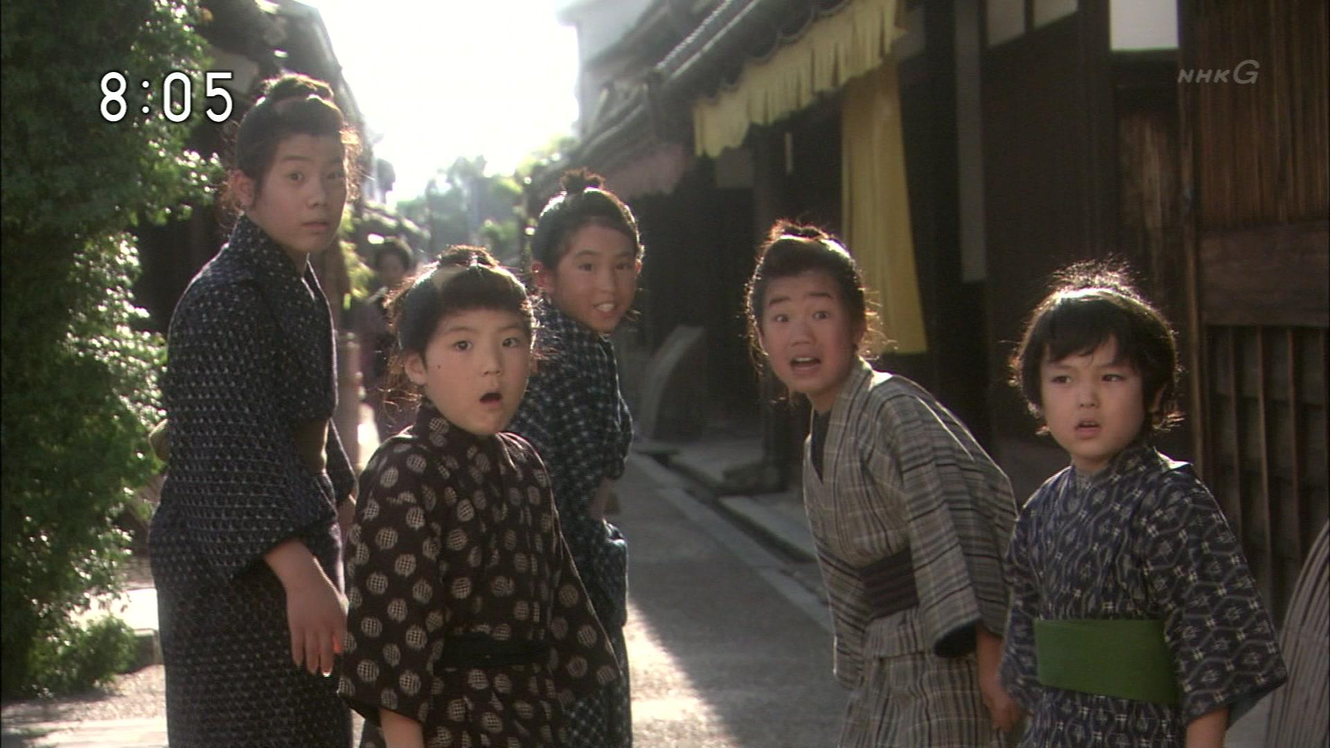 2015-09-28 08:00 連続テレビ小説 あさが来た(1)「小さな許嫁(いいなずけ)」 10870