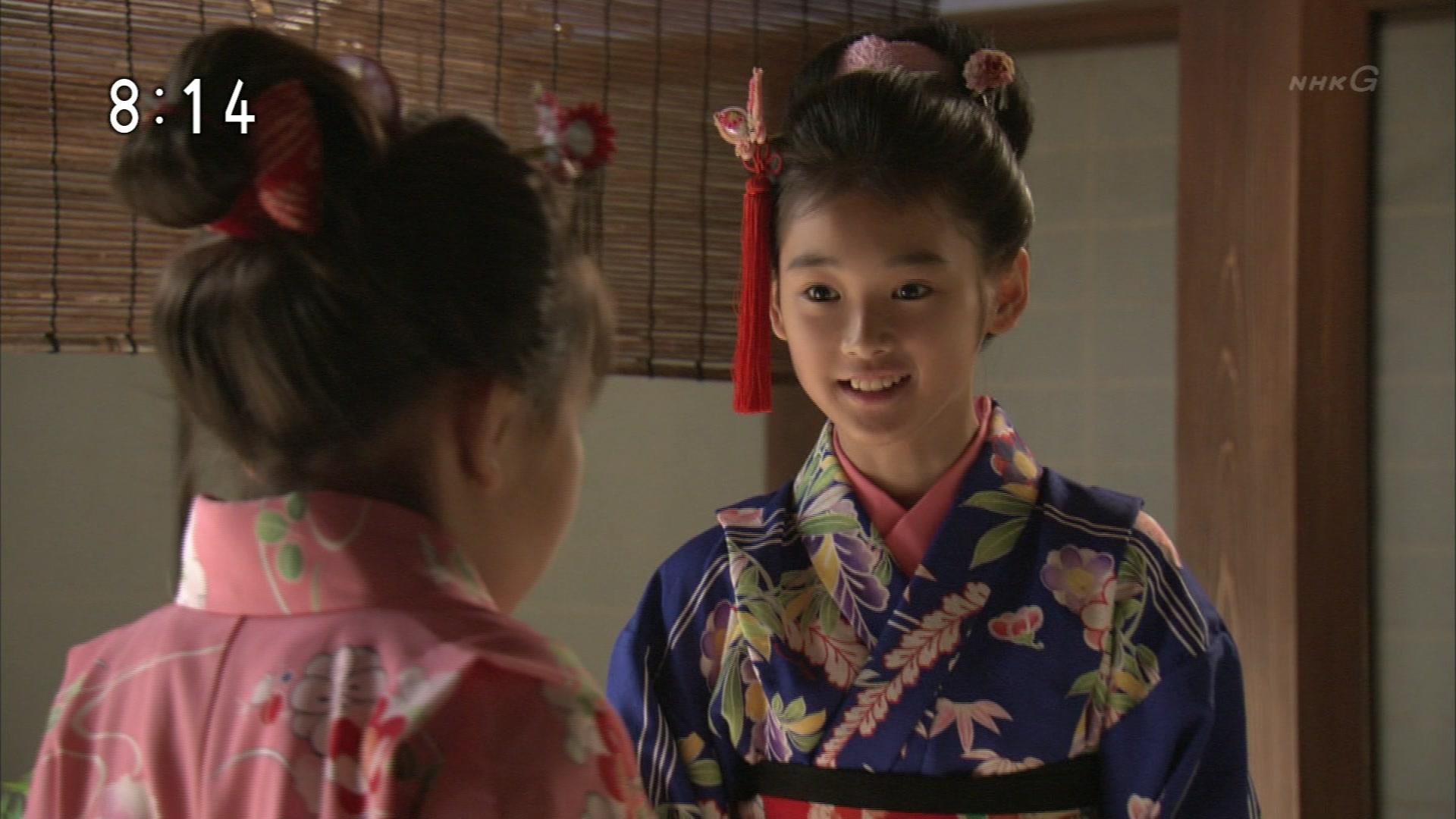 2015-09-28 08:00 連続テレビ小説 あさが来た(1)「小さな許嫁(いいなずけ)」 26521