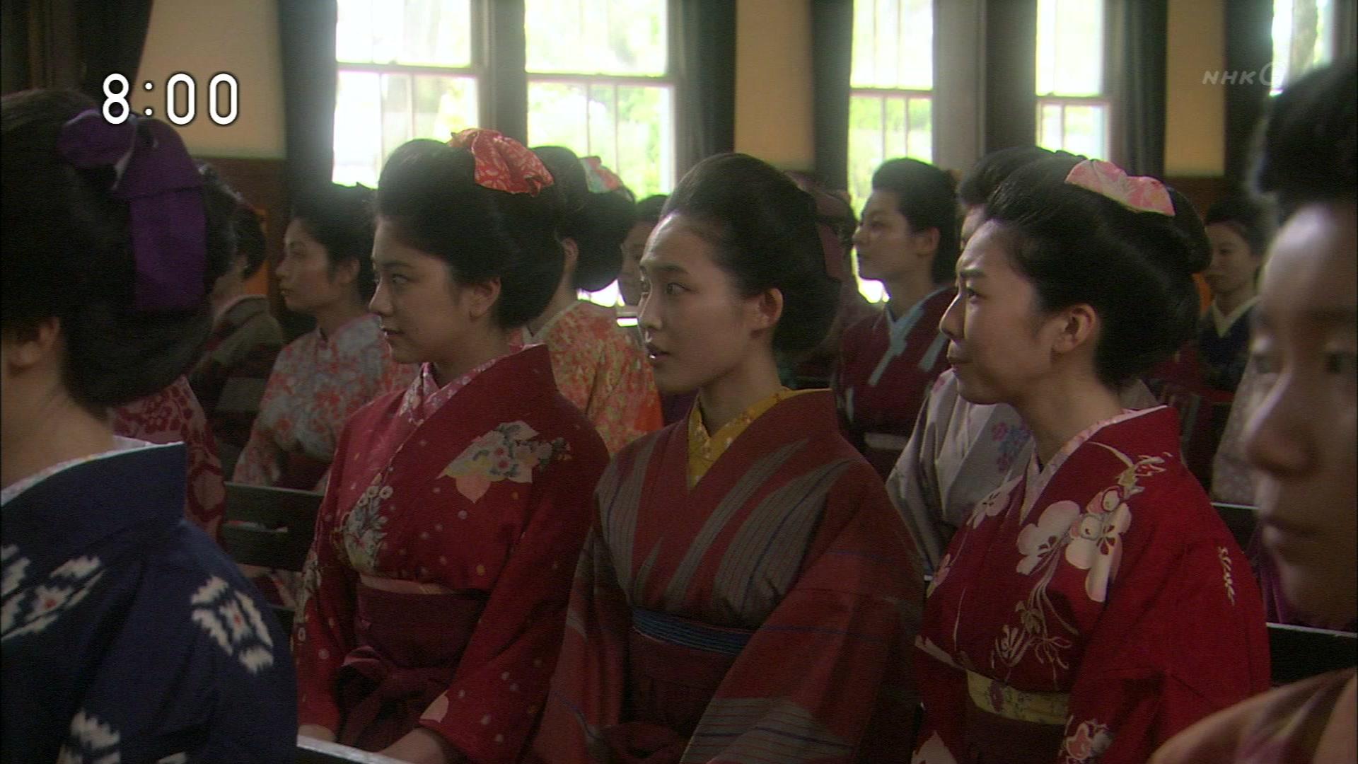 2015-09-28 08:00 連続テレビ小説 あさが来た(1)「小さな許嫁(いいなずけ)」 01195