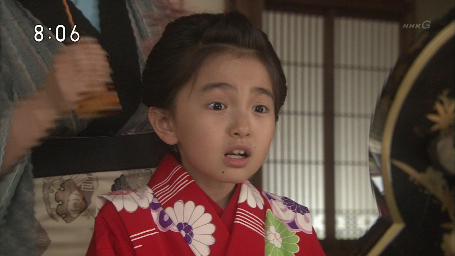2015-09-28 08:00 連続テレビ小説 あさが来た(1)「小さな許嫁(いいなずけ)」 12655
