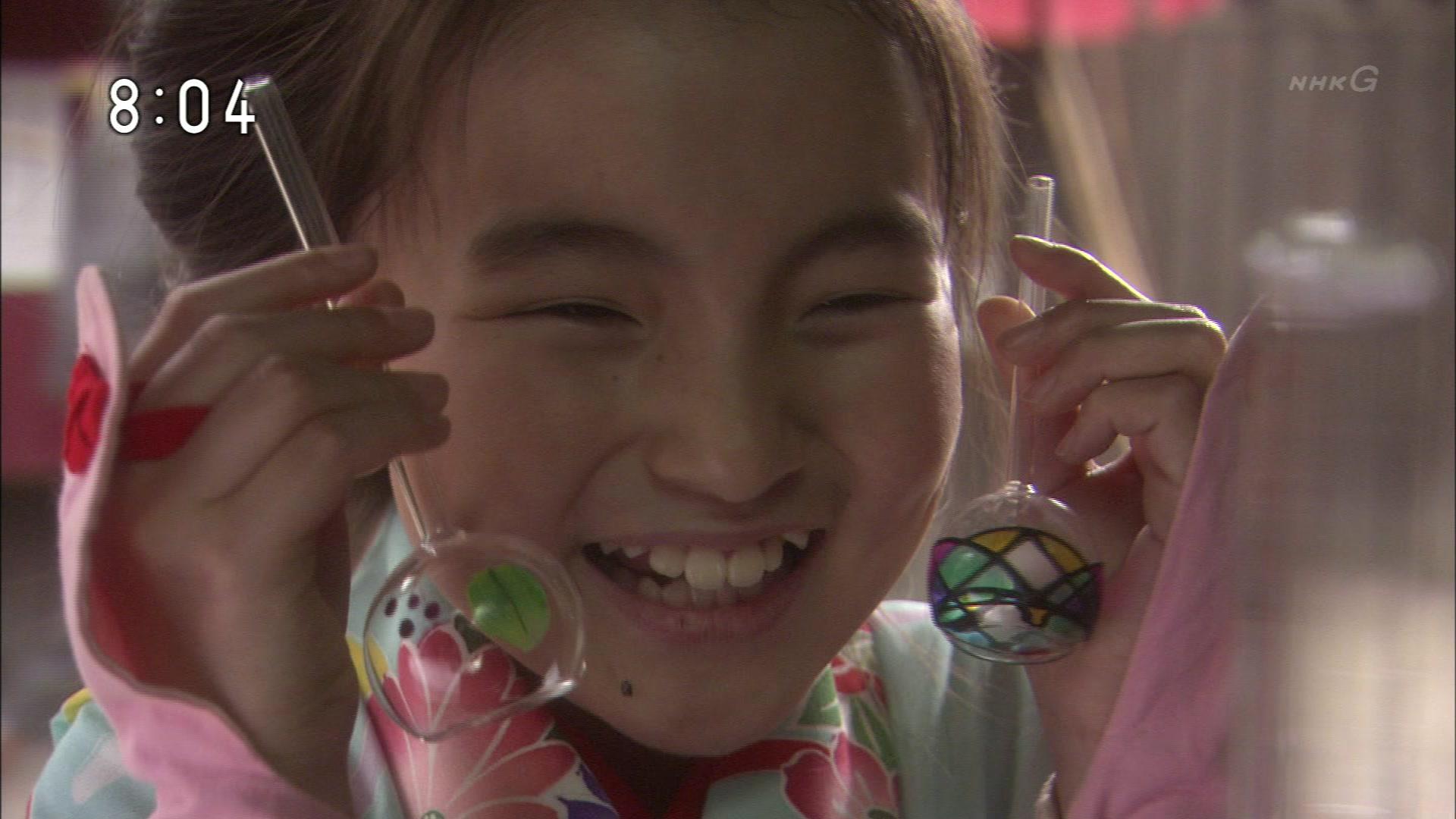 2015-09-30 08:00 連続テレビ小説 あさが来た(3)「小さな許嫁(いいなずけ)」 0932