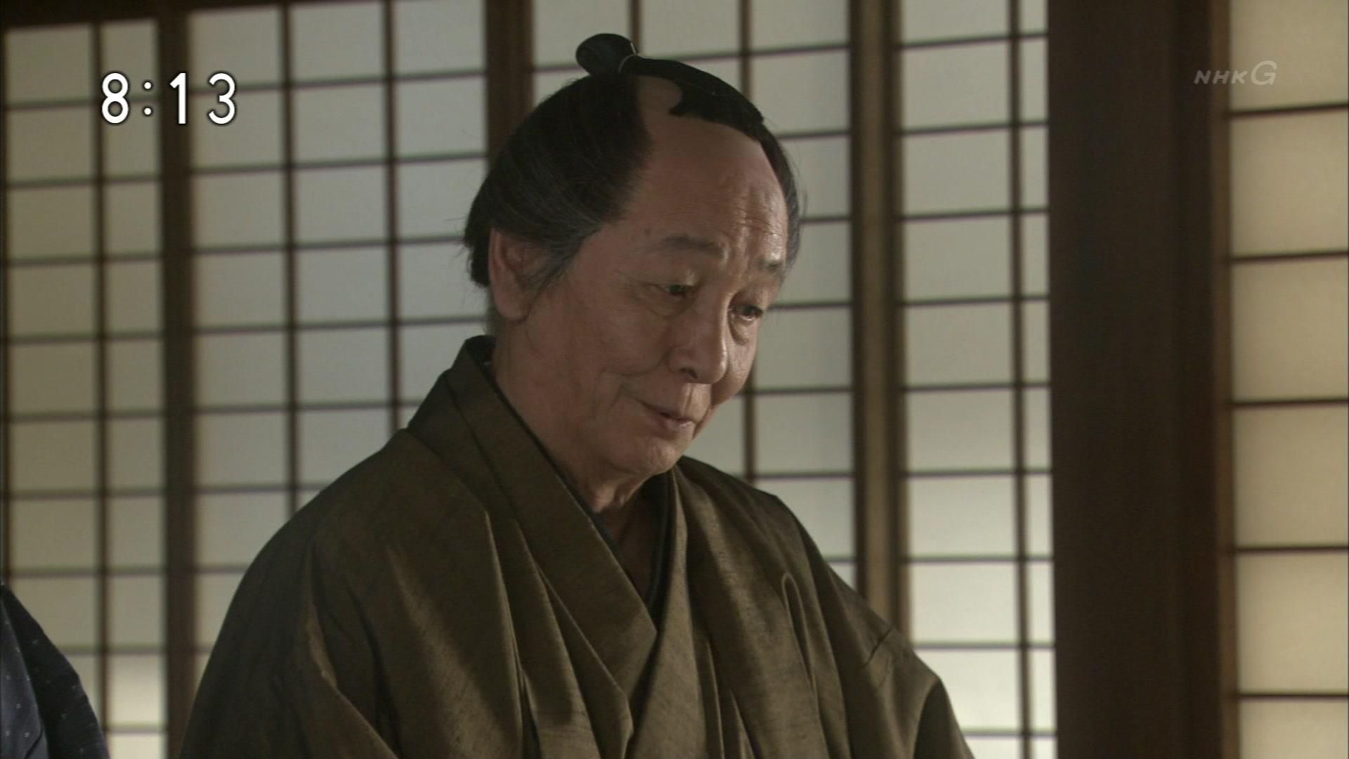 2015-10-09 08:00 連続テレビ小説 あさが来た(11)「ふたつの花びら」 2505
