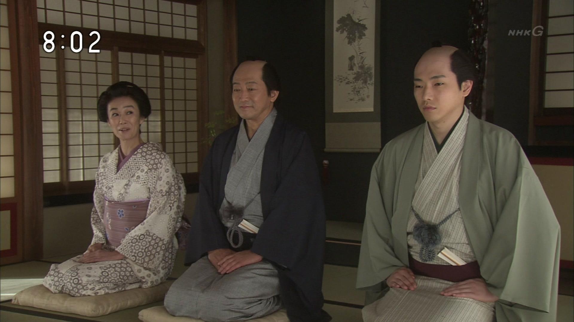2015-10-01 08:00 連続テレビ小説 あさが来た(4)「小さな許嫁(いいなずけ)」 0540