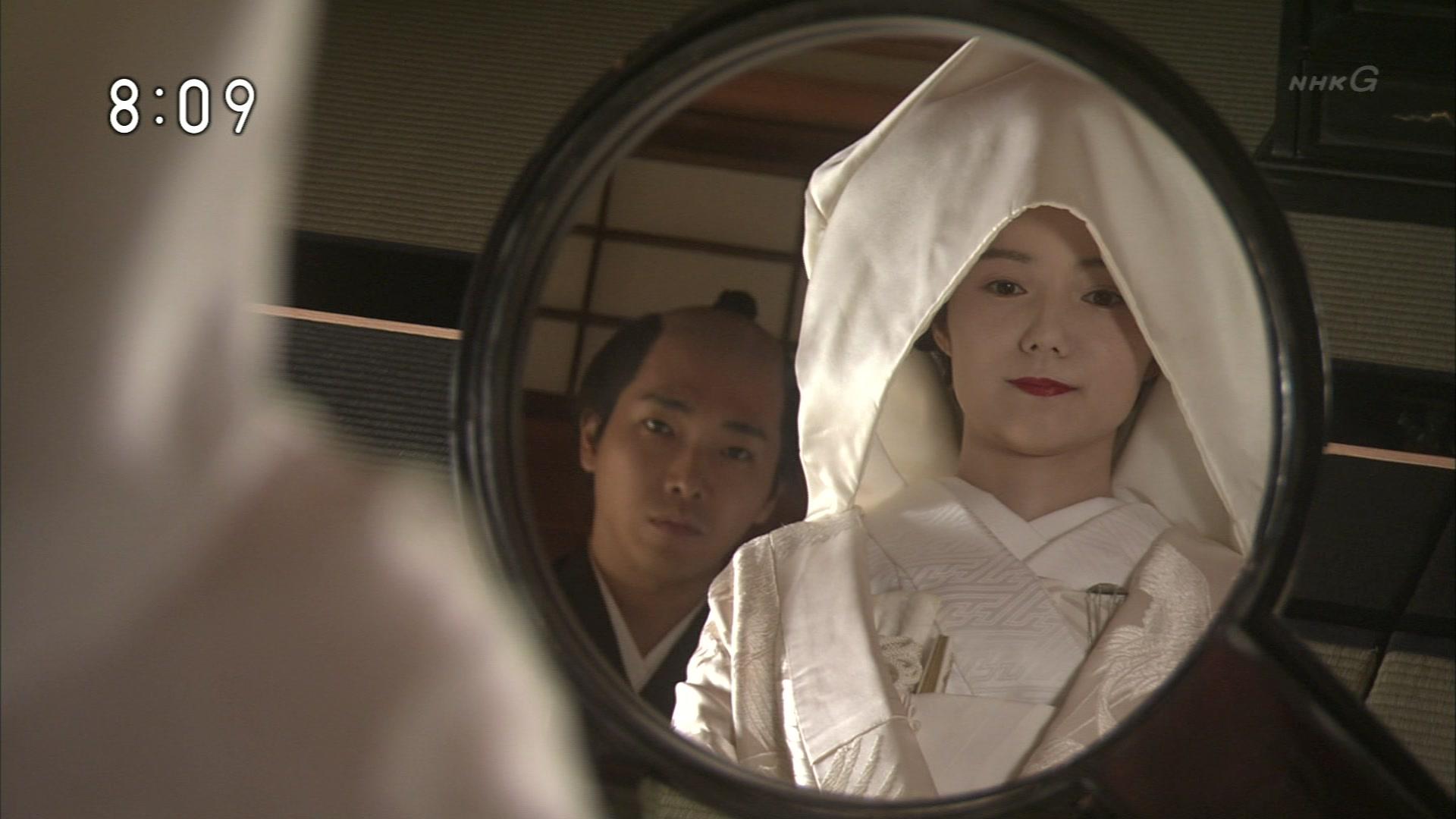2015-10-10 08:00 連続テレビ小説 あさが来た(12)「ふたつの花びら」 1816