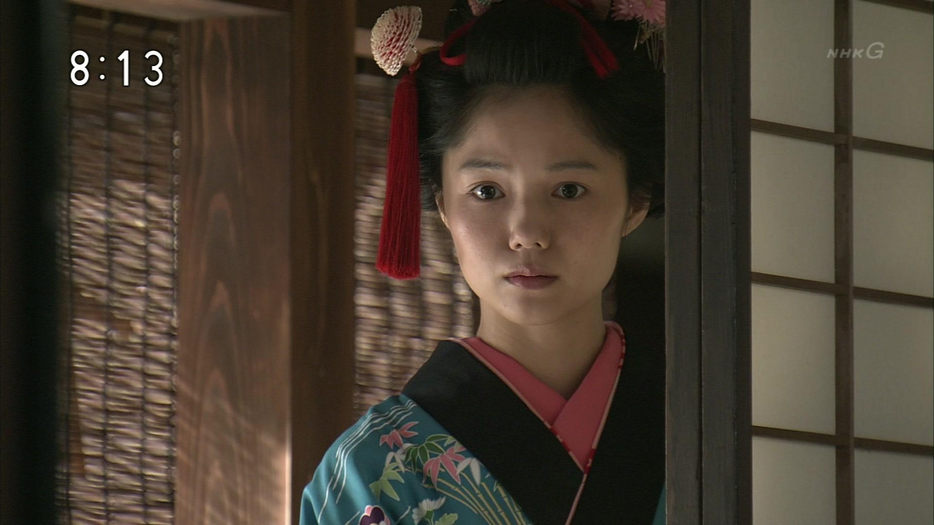 2015-10-09 08:00 連続テレビ小説 あさが来た(11)「ふたつの花びら」 2419