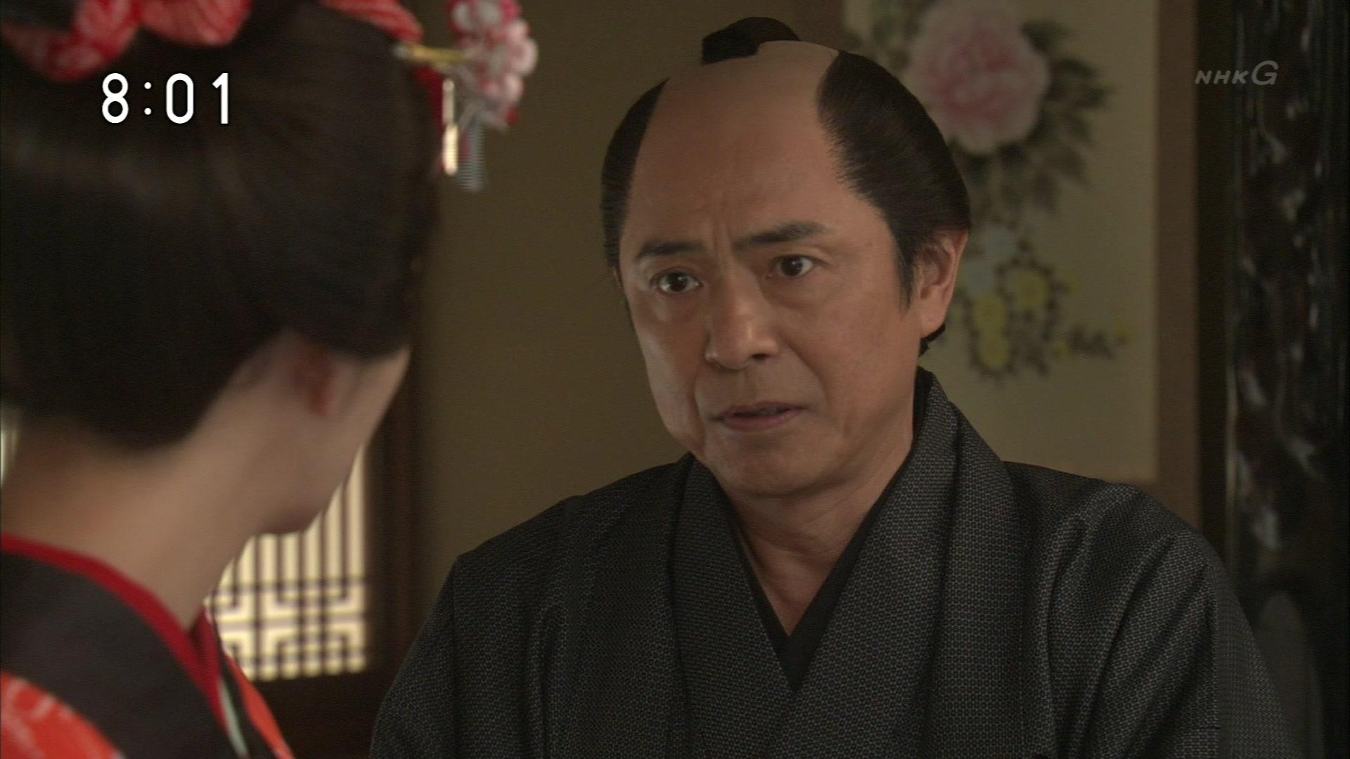 2015-10-09 08:00 連続テレビ小説 あさが来た(11)「ふたつの花びら」 0357