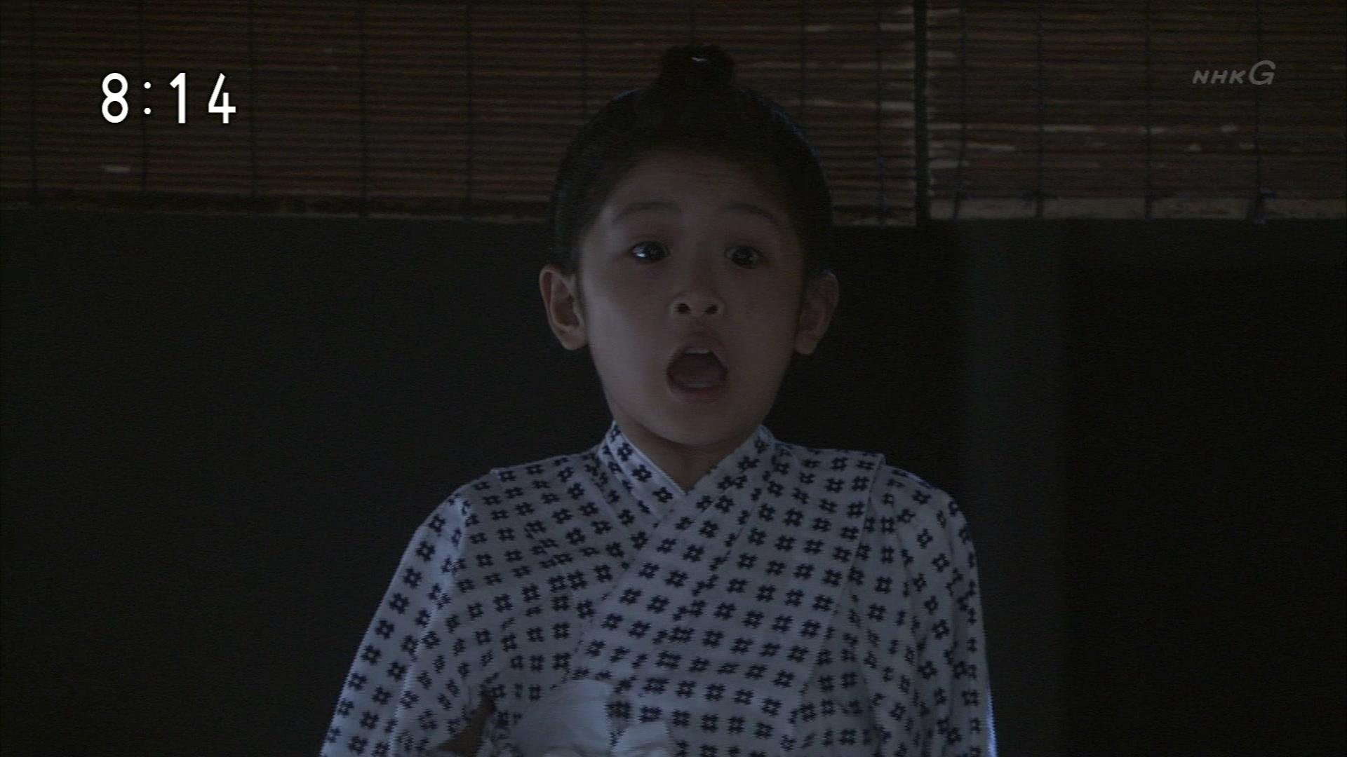 2015-10-01 08:00 連続テレビ小説 あさが来た(4)「小さな許嫁(いいなずけ)」 2685