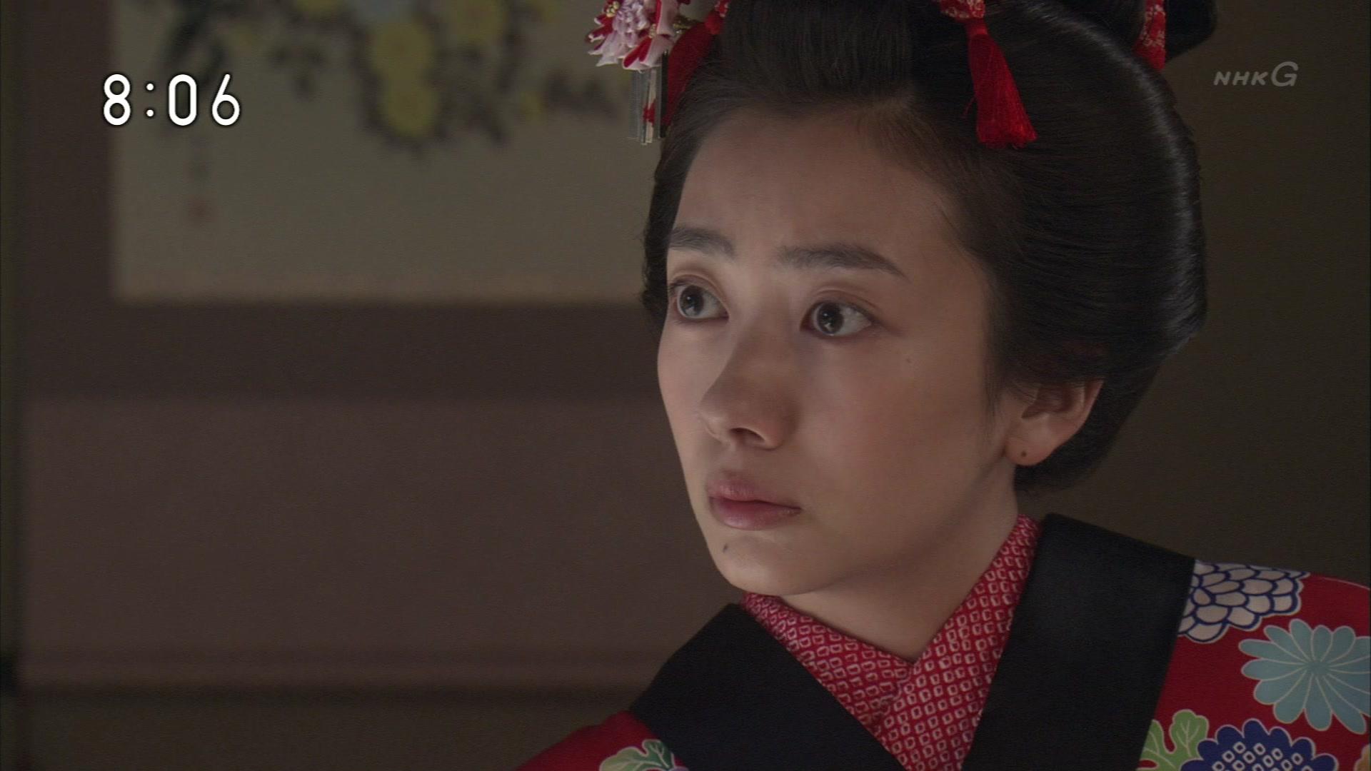 2015-10-05 08:00 連続テレビ小説 あさが来た(7)「ふたつの花びら」 1240