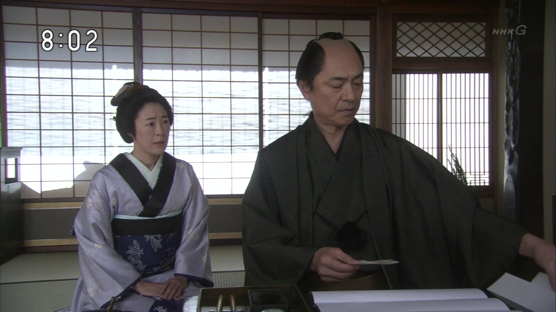2015-10-07 08:00 連続テレビ小説 あさが来た(9)「ふたつの花びら」 0422