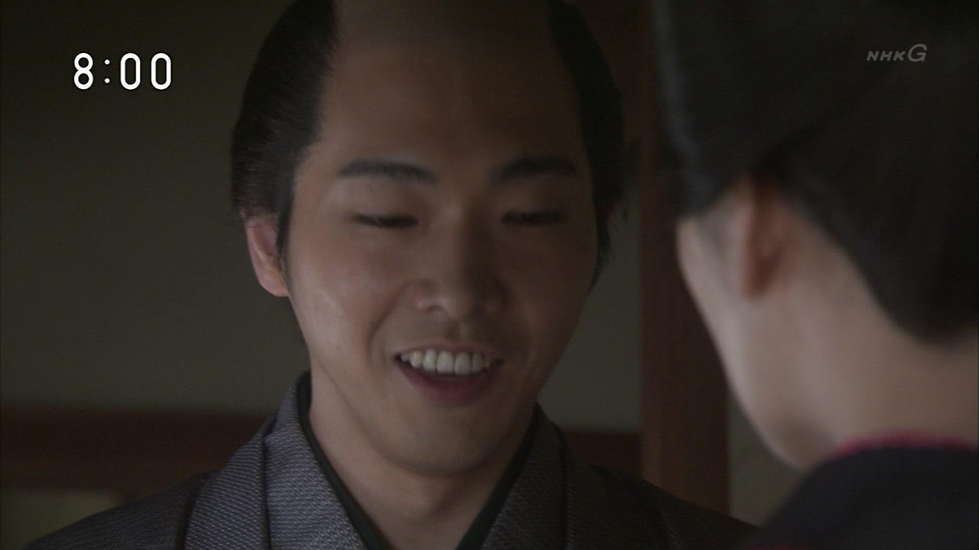 2015-10-06 08:00 連続テレビ小説 あさが来た(8)「ふたつの花びら」 0147