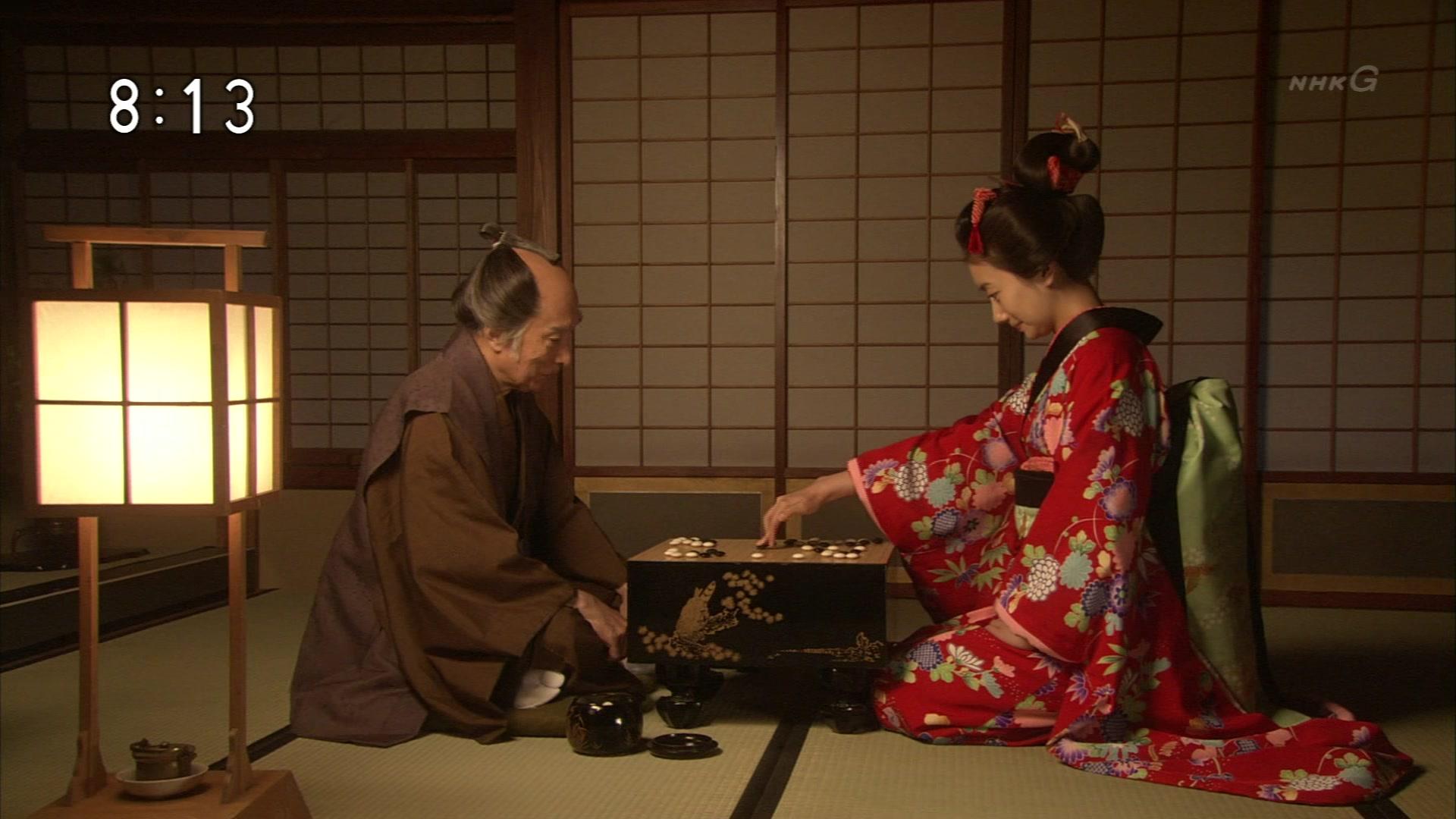 2015-10-06 08:00 連続テレビ小説 あさが来た(8)「ふたつの花びら」 2527