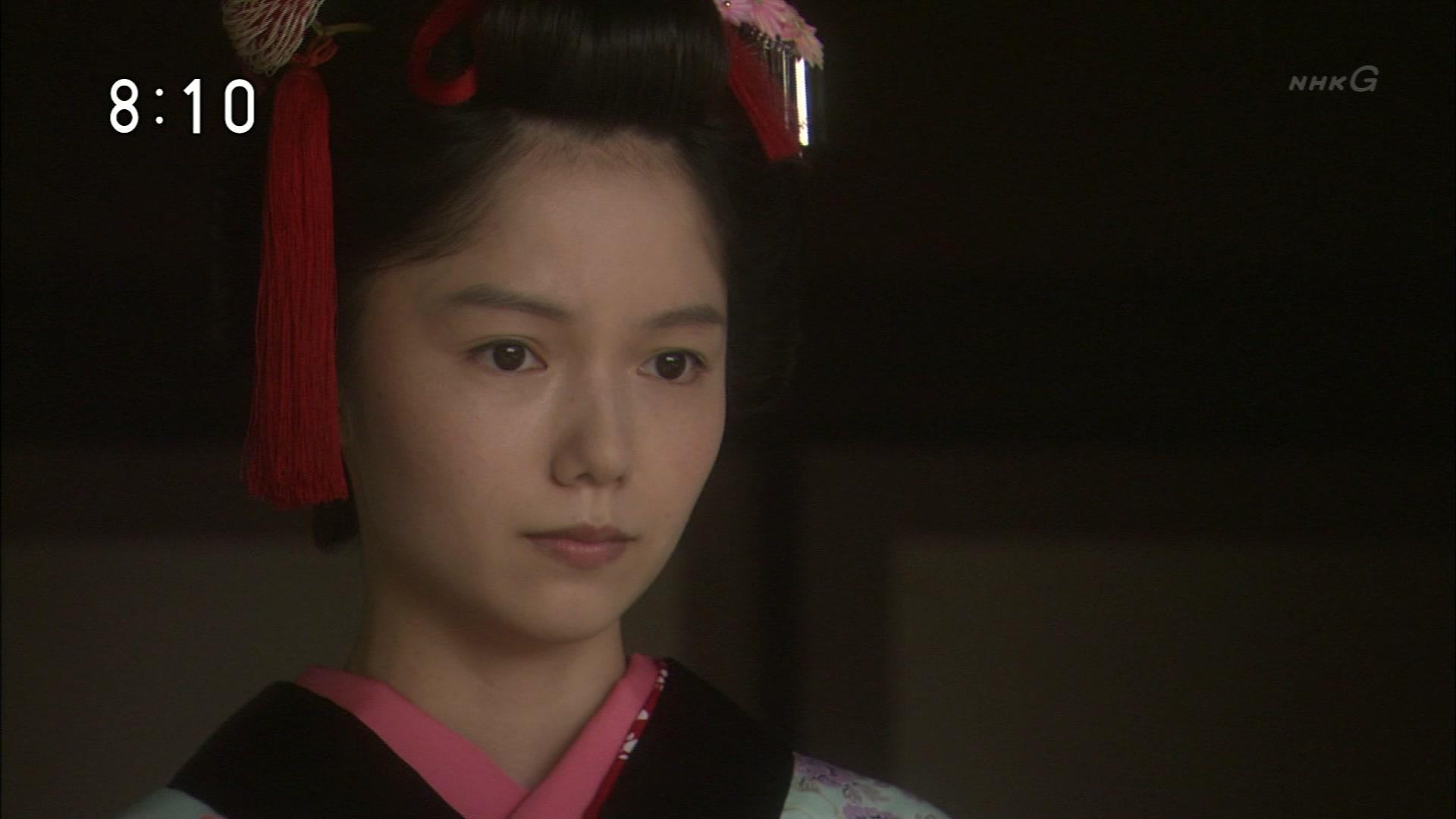 2015-10-08 08:00 連続テレビ小説 あさが来た(10)「ふたつの花びら」 1990