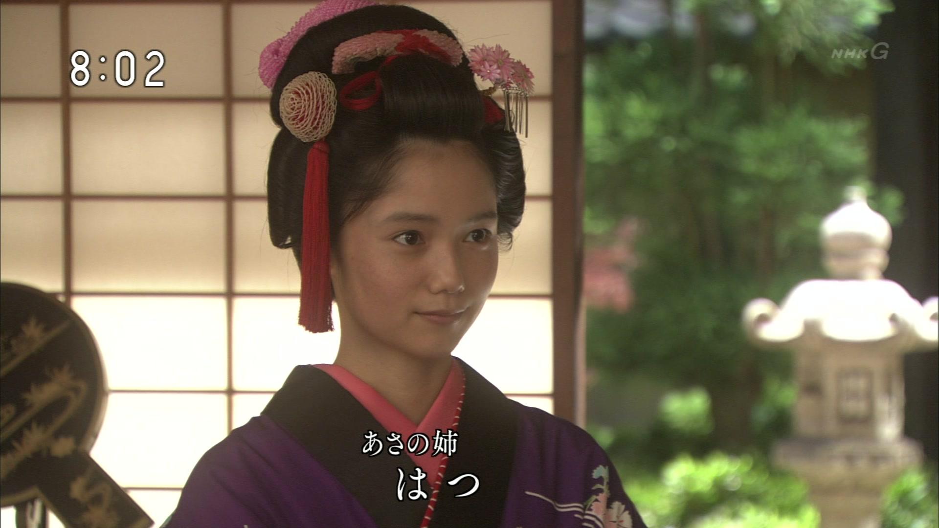 2015-10-09 08:00 連続テレビ小説 あさが来た(11)「ふたつの花びら」 0457