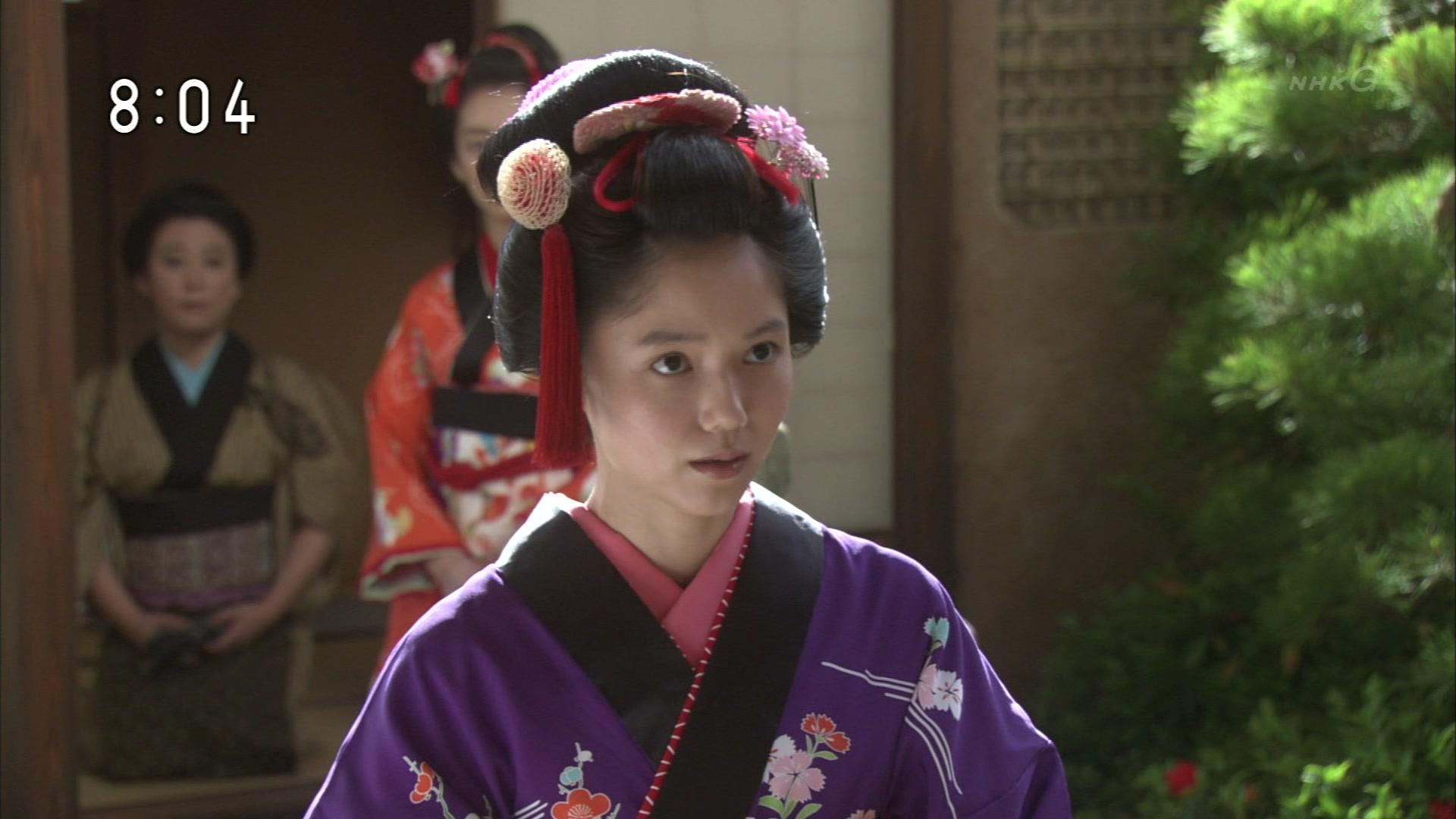 2015-10-09 08:00 連続テレビ小説 あさが来た(11)「ふたつの花びら」 0887