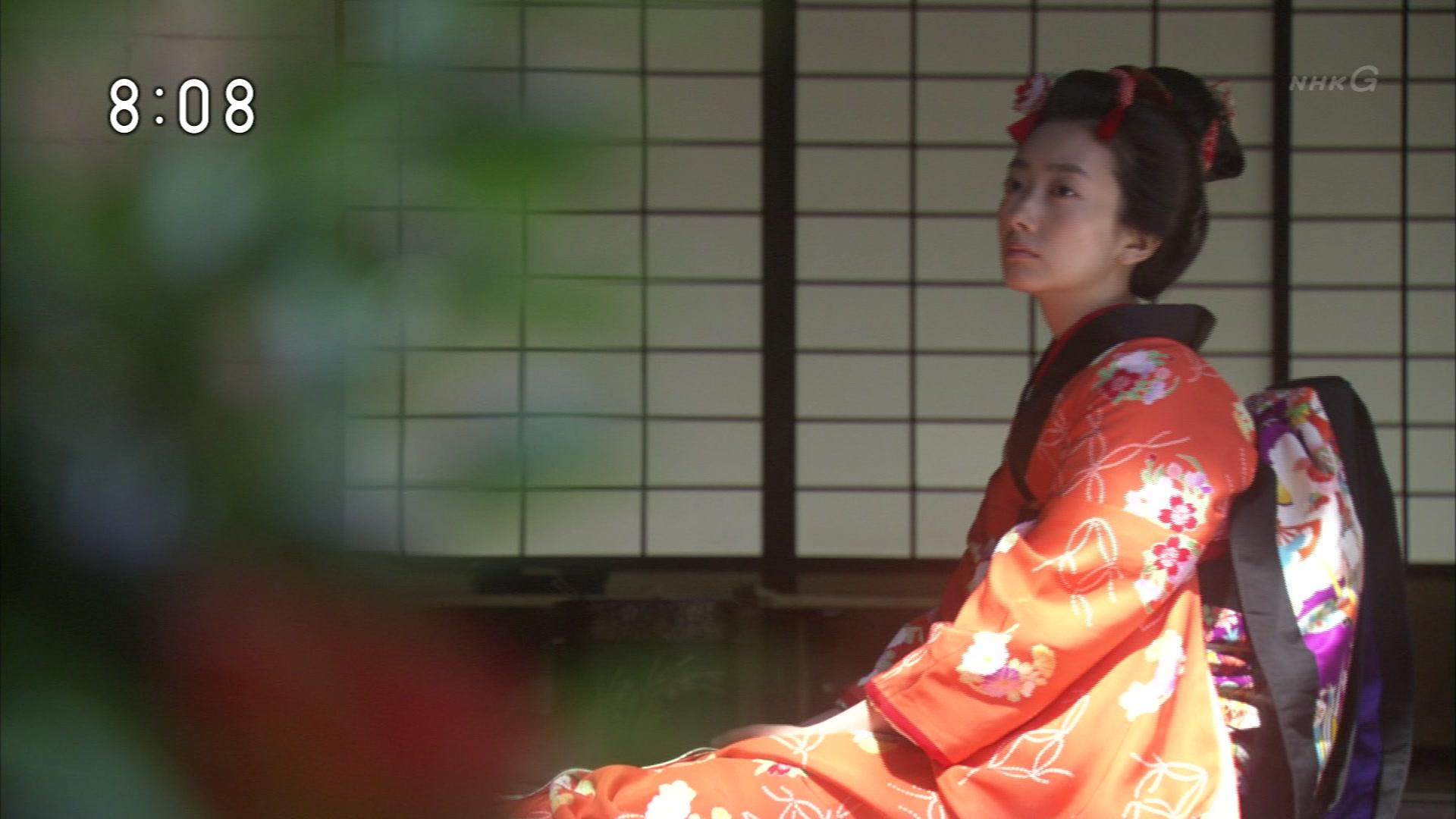 2015-10-07 08:00 連続テレビ小説 あさが来た(9)「ふたつの花びら」 1605