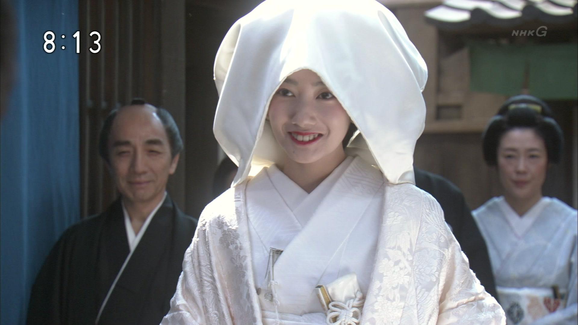 2015-10-10 08:00 連続テレビ小説 あさが来た(12)「ふたつの花びら」 2489