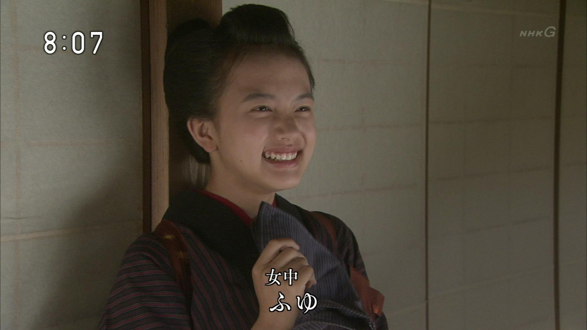 2015-10-06 08:00 連続テレビ小説 あさが来た(8)「ふたつの花びら」 1432