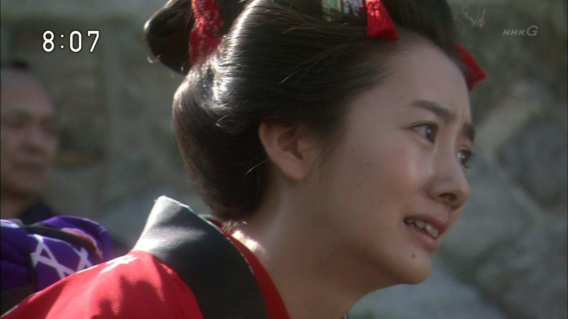 2015-10-10 08:00 連続テレビ小説 あさが来た(12)「ふたつの花びら」 1412