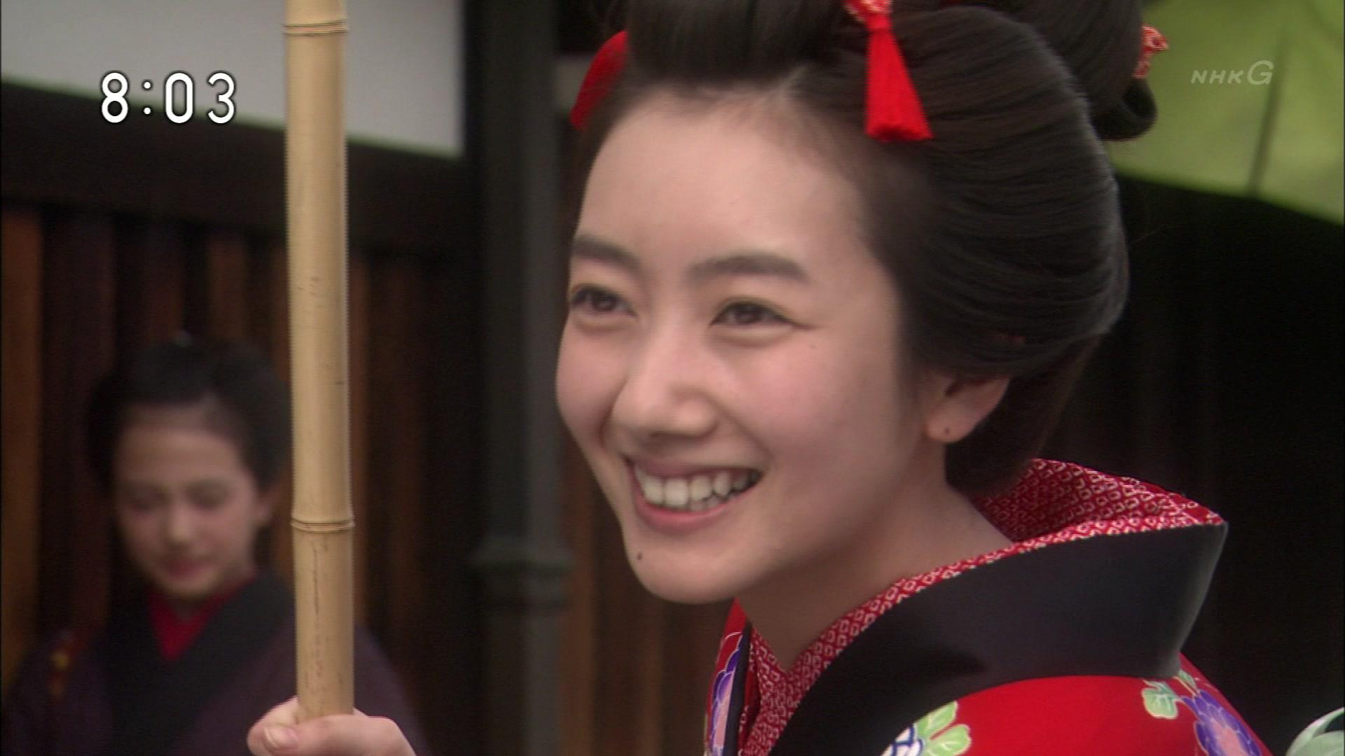 2015-10-05 08:00 連続テレビ小説 あさが来た(7)「ふたつの花びら」 0608
