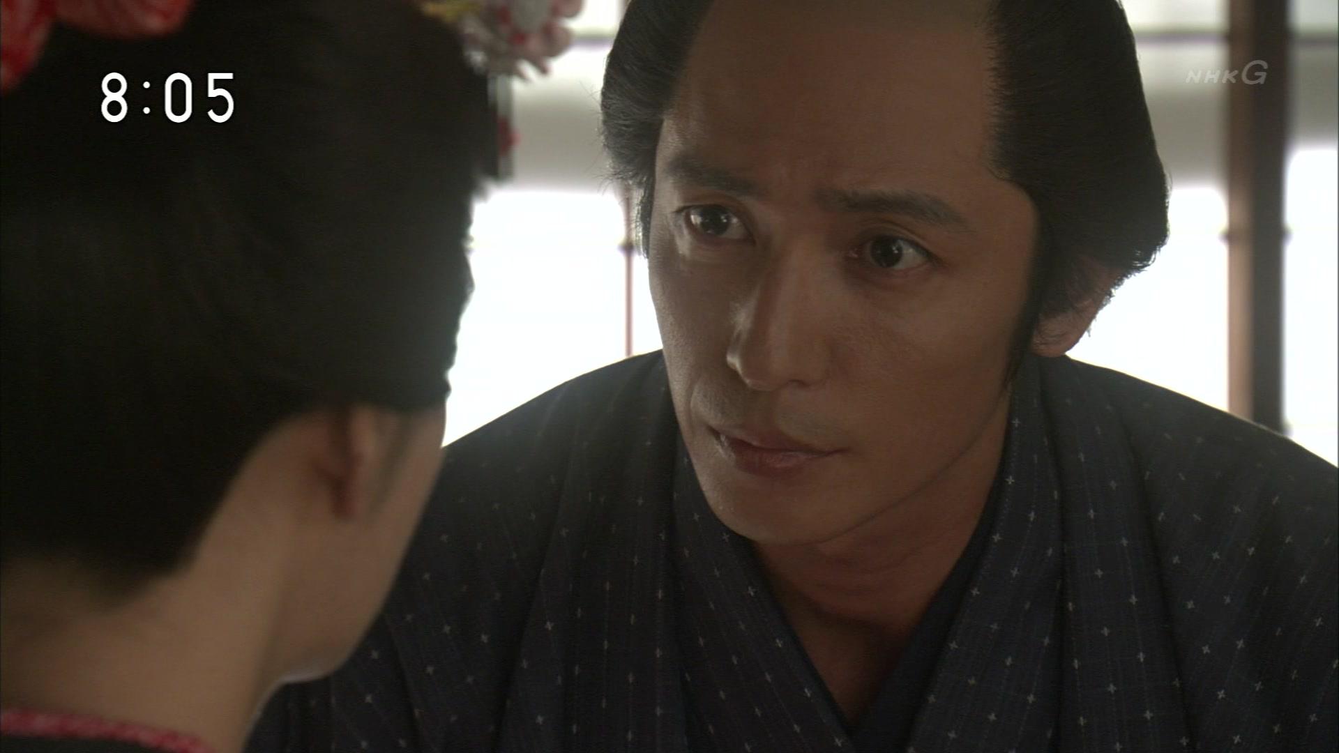 2015-10-10 08:00 連続テレビ小説 あさが来た(12)「ふたつの花びら」 0994