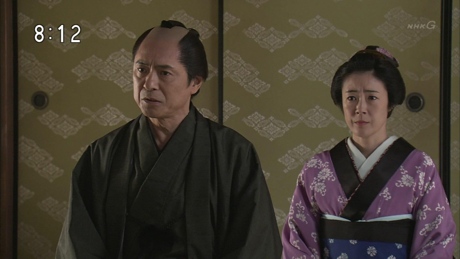 2015-10-09 08:00 連続テレビ小説 あさが来た(11)「ふたつの花びら」 2210