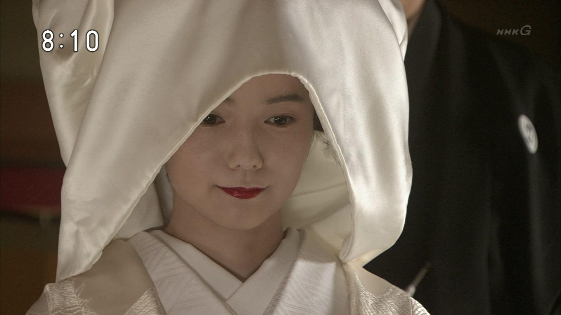2015-10-10 08:00 連続テレビ小説 あさが来た(12)「ふたつの花びら」 1859