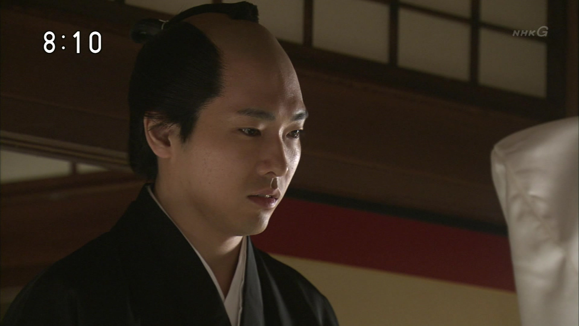 2015-10-10 08:00 連続テレビ小説 あさが来た(12)「ふたつの花びら」 1843