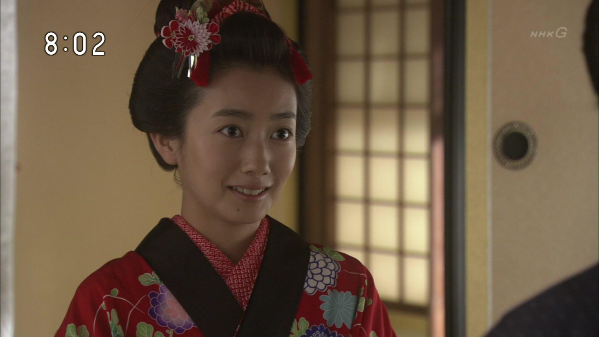 2015-10-10 08:00 連続テレビ小説 あさが来た(12)「ふたつの花びら」 0568