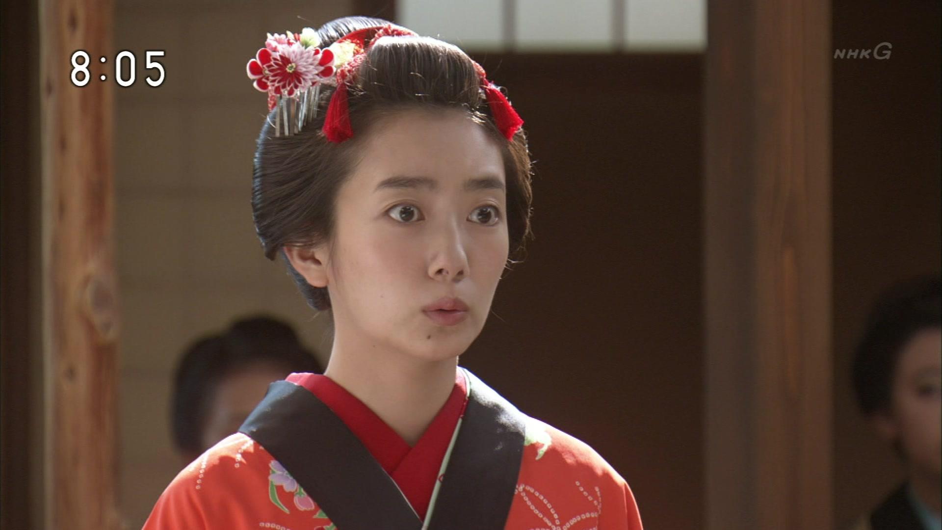 2015-10-09 08:00 連続テレビ小説 あさが来た(11)「ふたつの花びら」 0954