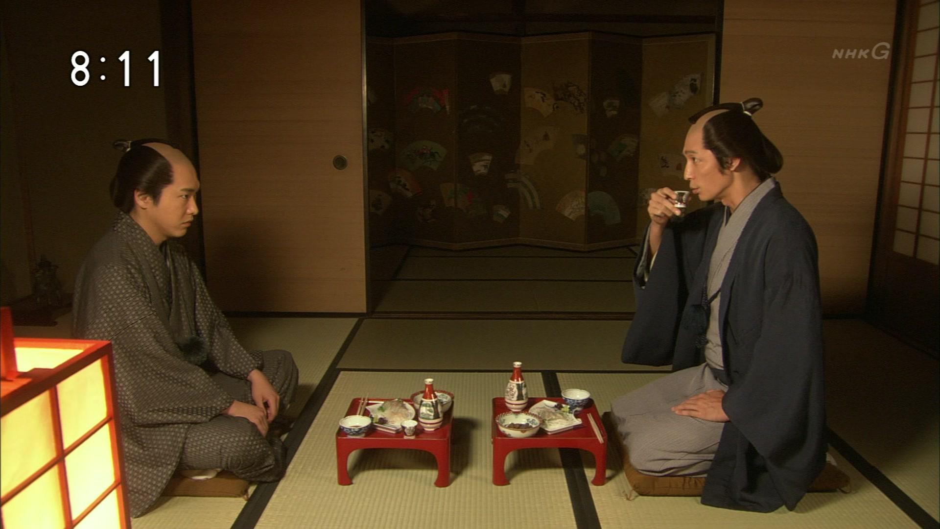 2015-10-08 08:00 連続テレビ小説 あさが来た(10)「ふたつの花びら」 2192