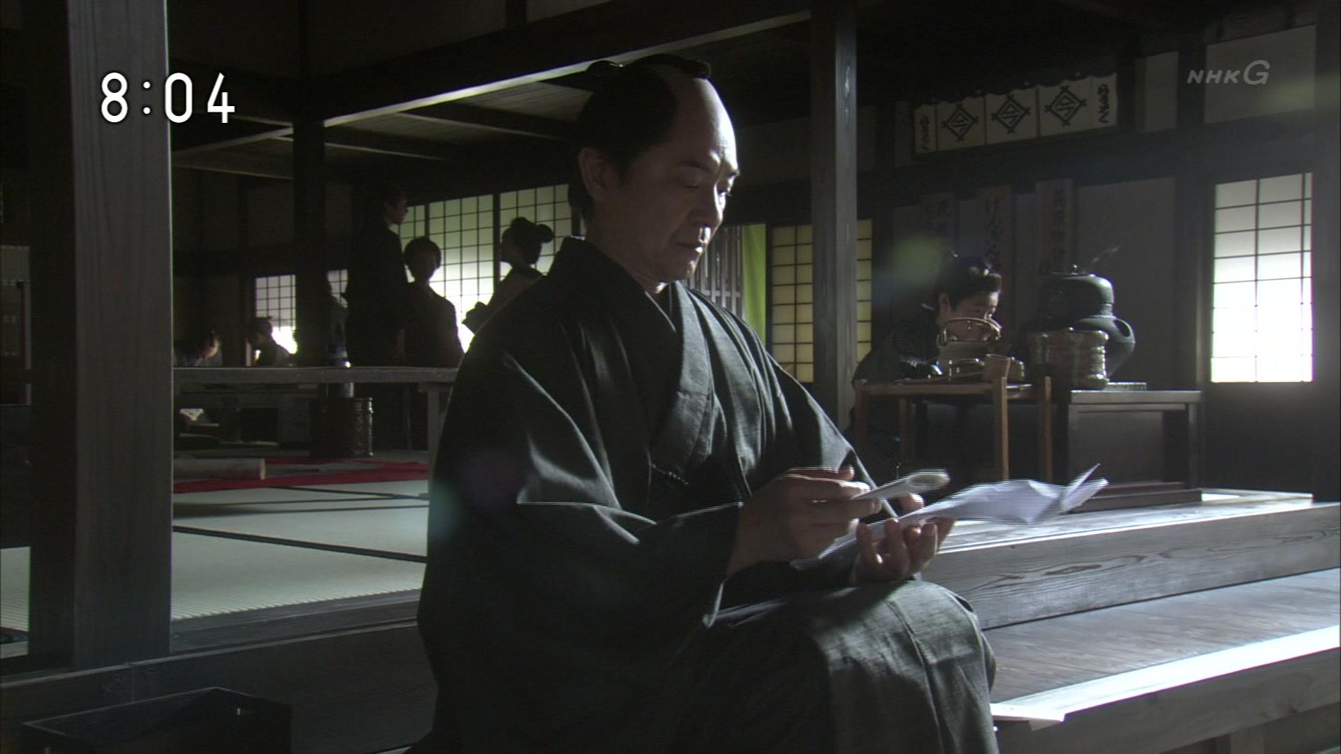 2015-10-07 08:00 連続テレビ小説 あさが来た(9)「ふたつの花びら」 0916