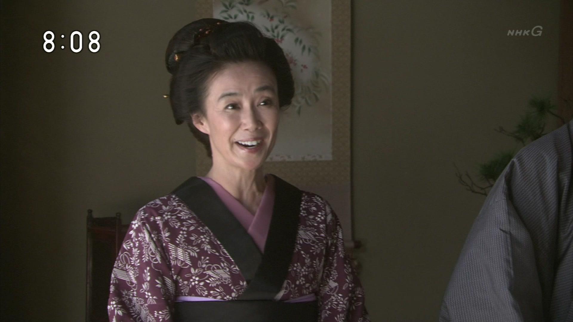 2015-10-05 08:00 連続テレビ小説 あさが来た(7)「ふたつの花びら」 1643