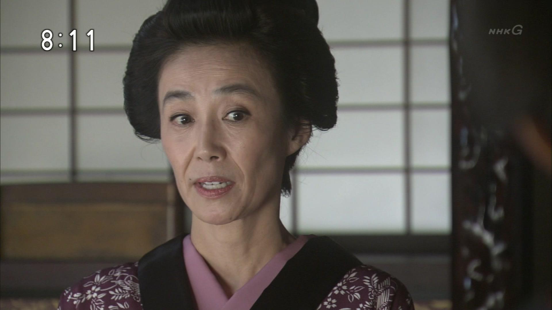 2015-10-05 08:00 連続テレビ小説 あさが来た(7)「ふたつの花びら」 2036