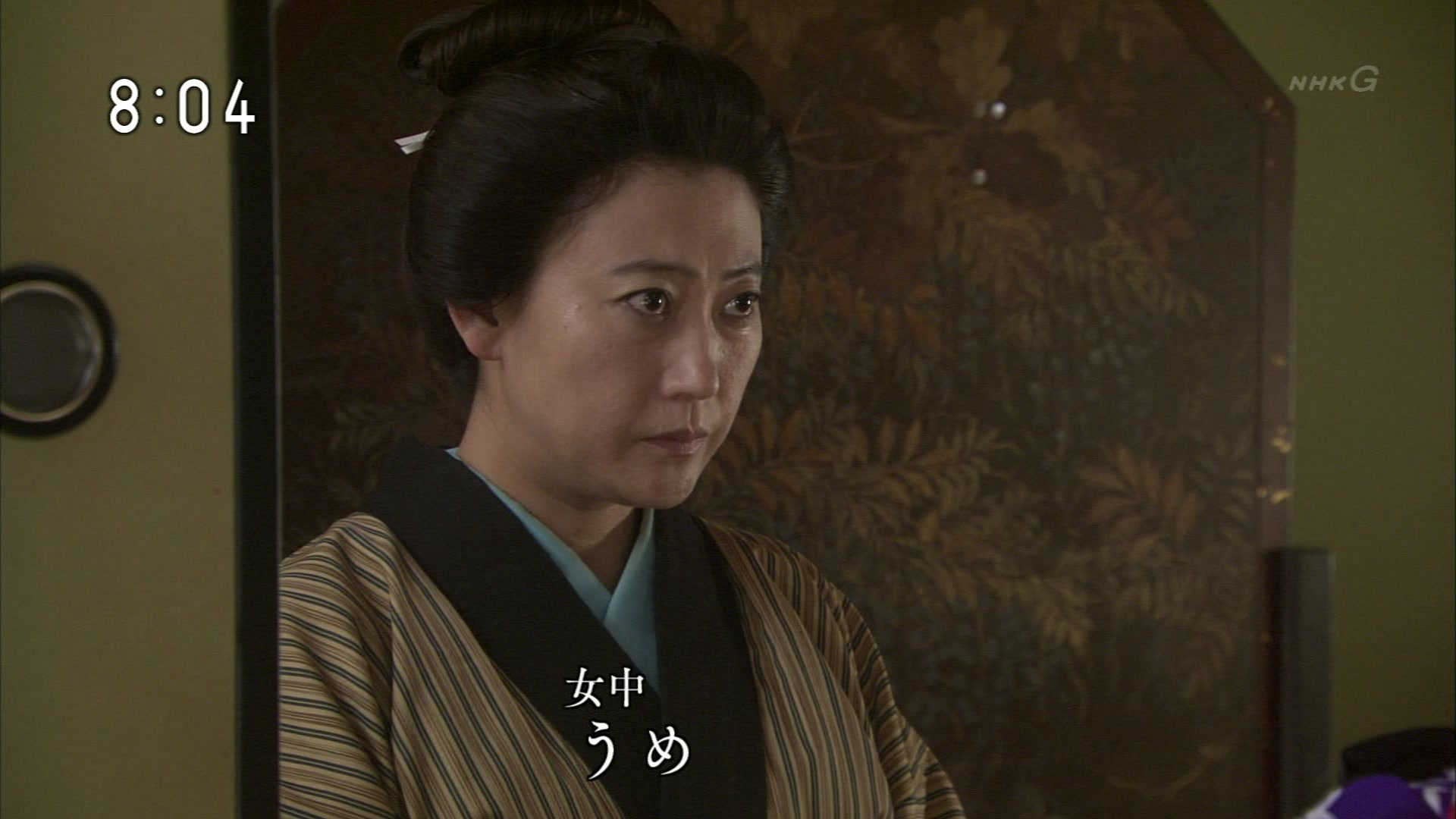 2015-10-08 08:00 連続テレビ小説 あさが来た(10)「ふたつの花びら」 0909