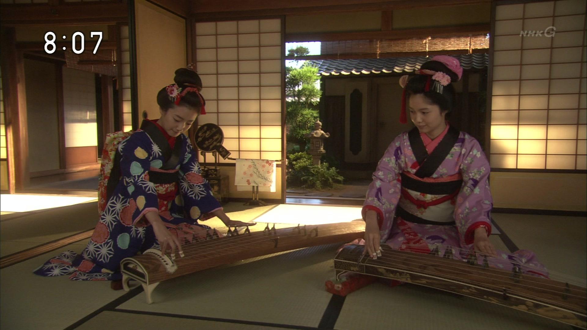 2015-10-09 08:00 連続テレビ小説 あさが来た(11)「ふたつの花びら」 1401