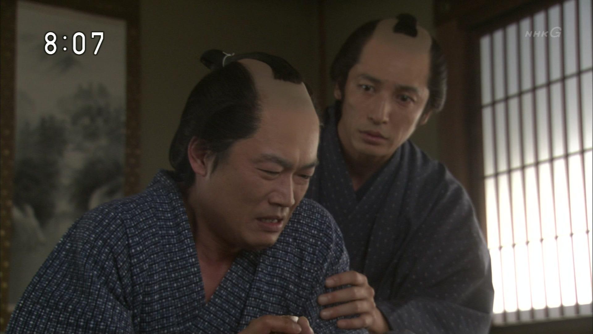 2015-10-07 08:00 連続テレビ小説 あさが来た(9)「ふたつの花びら」 1416
