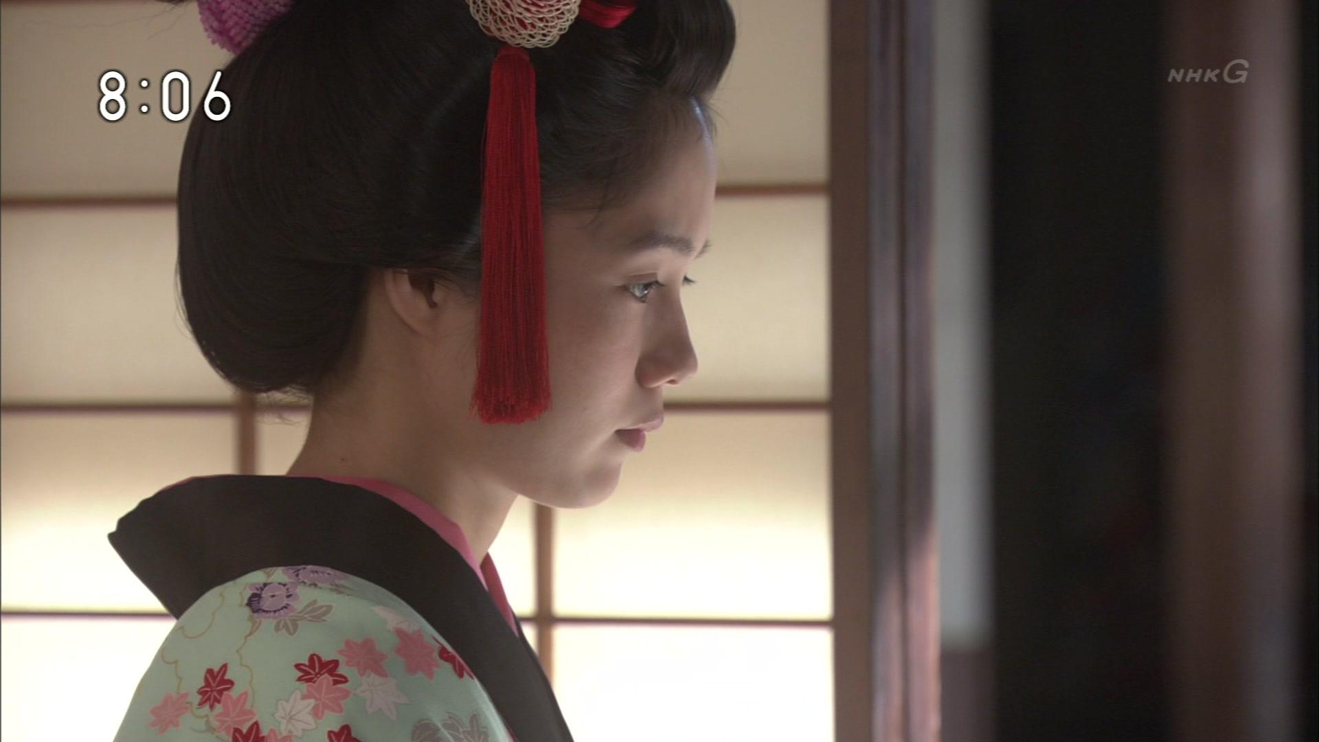 2015-10-05 08:00 連続テレビ小説 あさが来た(7)「ふたつの花びら」 1188