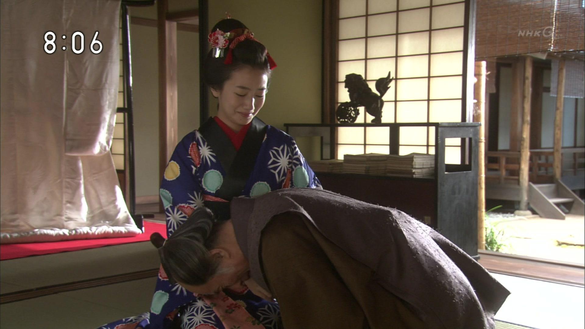 2015-10-09 08:00 連続テレビ小説 あさが来た(11)「ふたつの花びら」 1218