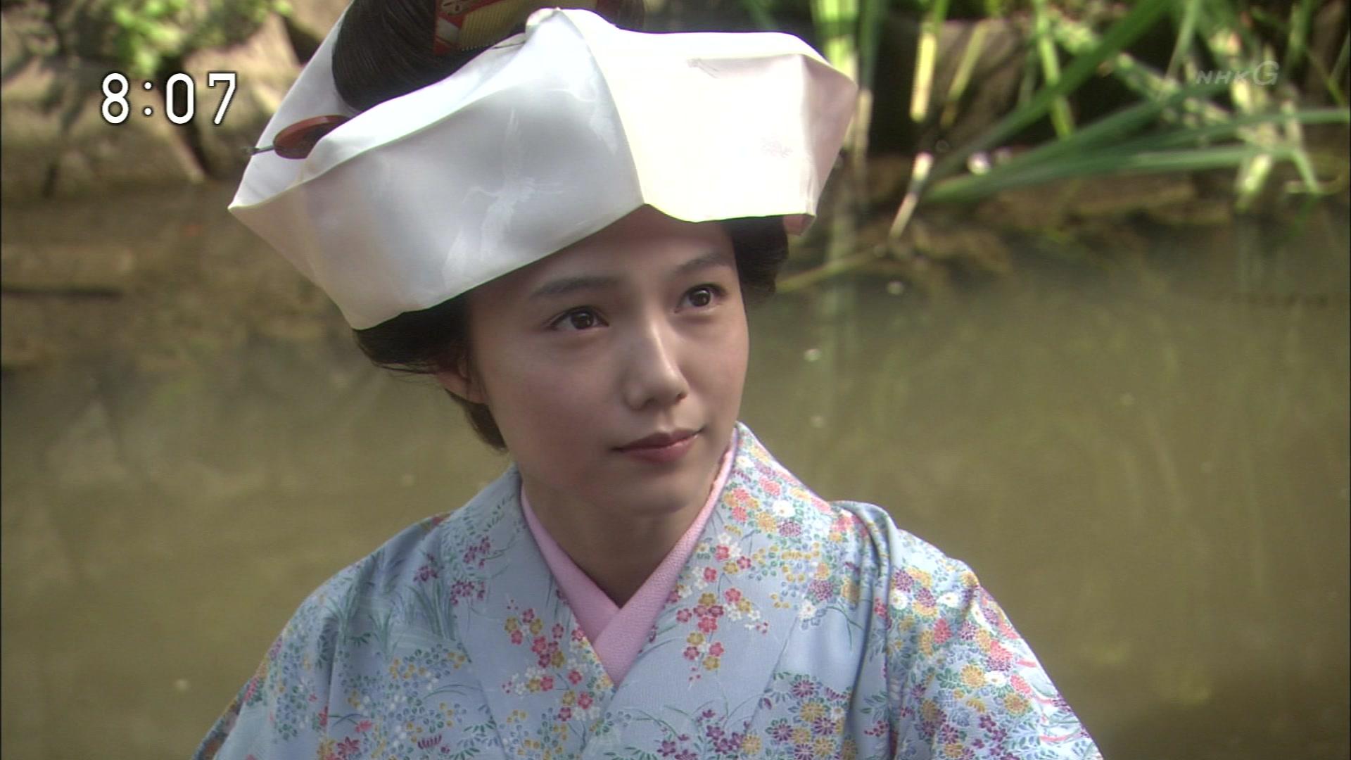2015-10-10 08:00 連続テレビ小説 あさが来た(12)「ふたつの花びら」 1330