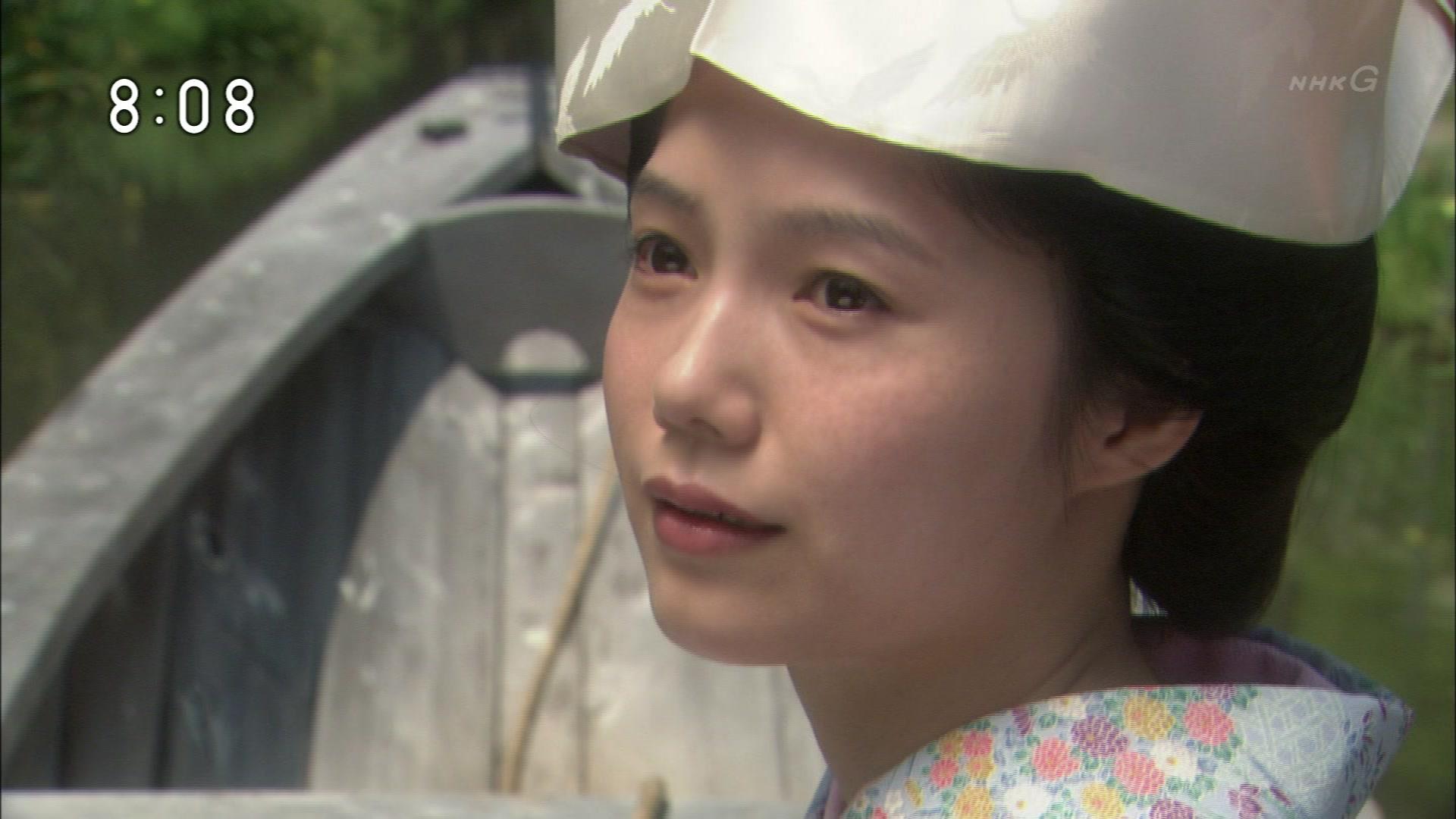 2015-10-10 08:00 連続テレビ小説 あさが来た(12)「ふたつの花びら」 1484