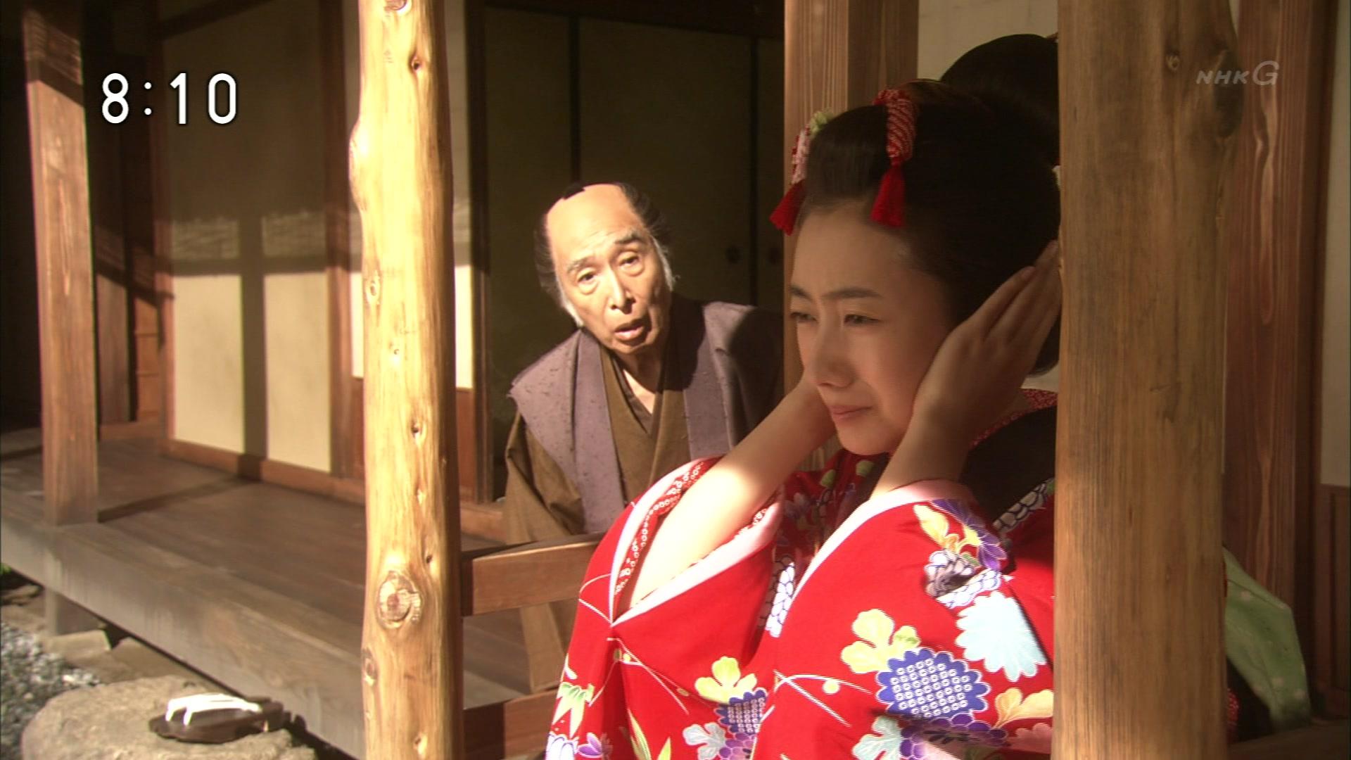 2015-10-06 08:00 連続テレビ小説 あさが来た(8)「ふたつの花びら」 2001