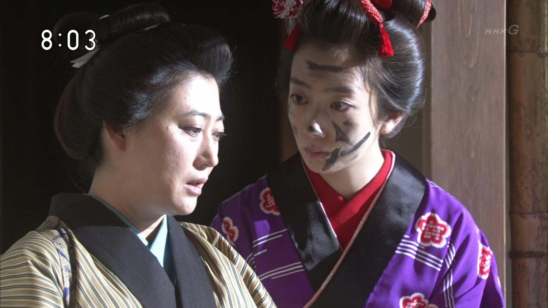 2015-10-07 08:00 連続テレビ小説 あさが来た(9)「ふたつの花びら」 0698
