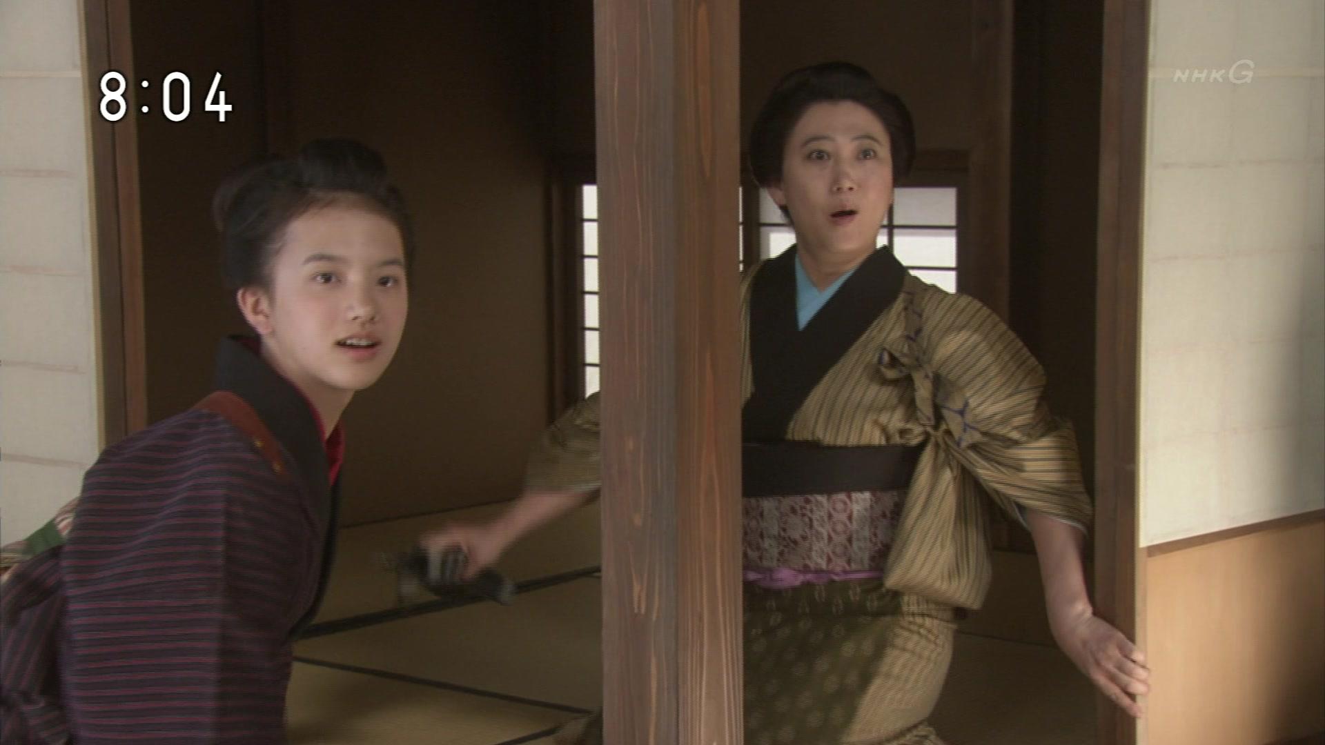 2015-10-09 08:00 連続テレビ小説 あさが来た(11)「ふたつの花びら」 0819